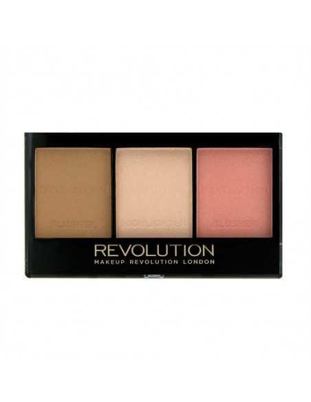 Makeup Revolution paleta 18 cieni Welcome to the Pleasuredome
